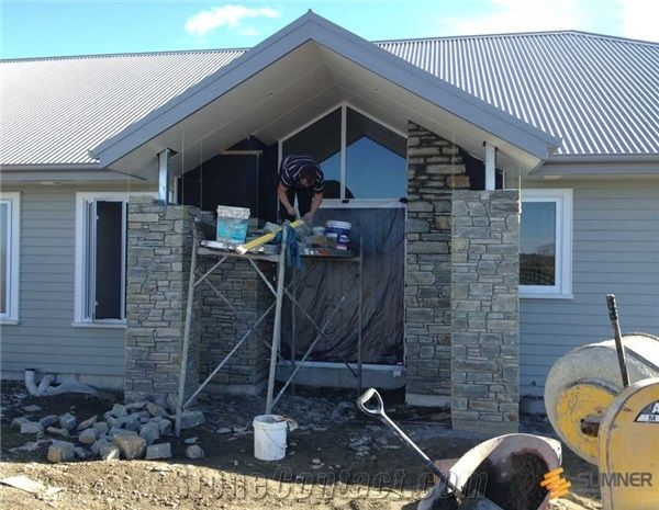 Otago Series Otago Wanaka Schist Pegassus Residential Exterior