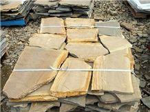 Paradise Stone Irregular Cut Flagstone Paving