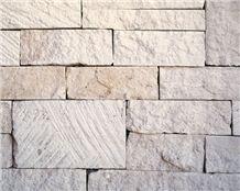 Austin White Limestone Thin Veneer