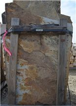 Seminole Sandstone Select Rock Face Flag Slabs