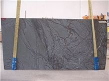 Green Iron Soapstone Honed Slabs