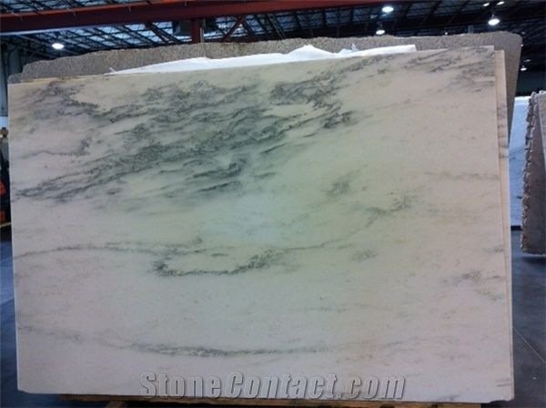 Mountain White Danby Marble Slabs From