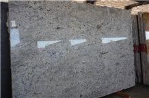 3cm Aspen White F2-12 Granite Slabs