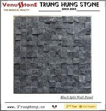 Vietnam Black Split Wall Panel