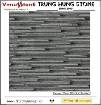 Vietnam Pure Black Chiseled