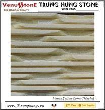 Vietnam Yellow Comb Chiseled