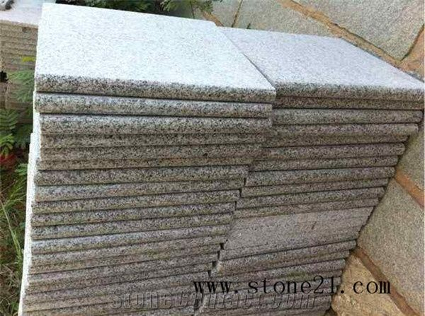 G603 Decorative Exterior Wall Cladding, China White Granite Tiles ...