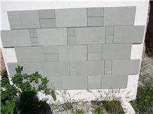 Gray Sandstone Tiles, Olive Green Sandstone Tiles & Slabs Albania