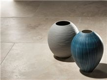 Travertine Tiles Medium Line, Sanded