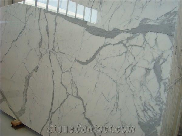 Statuario Extra Marble Slabs Statuary