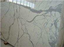 Statuario Extra Marble Slabs, Statuary White Marble Italy Tiles & Slabs