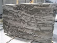 Moonstone Fantasy Grey Marble Block, Turkey Grey Marble