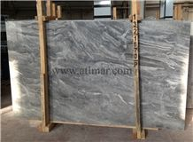 Wooden Grey Marble Block, Turkey Grey Marble