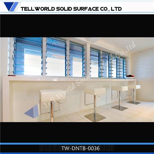 Home U003eu003e Furniture U003eu003e Acrylic Solid Surface Furniture/Home Dinner Table