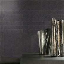 Black Rustic Wall Tile Porcelain Building Material for Kitchen