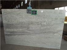 Aura White Granite Slabs & Tiles