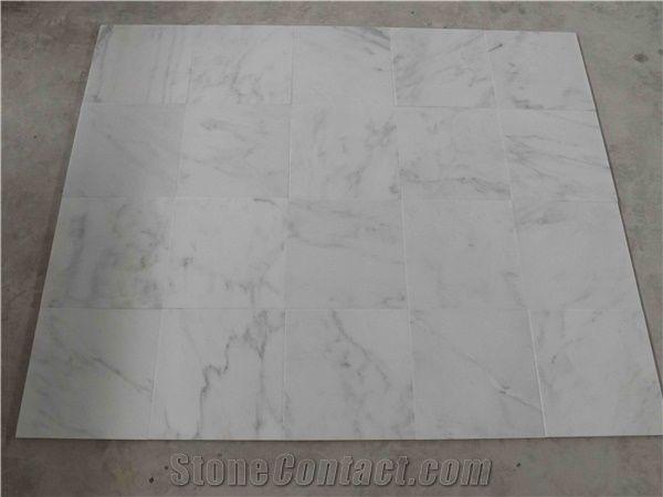Eastern White Marble Slabs China