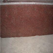 Imperial Red Granite Slabs Tiles