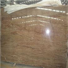 Sahara Gold Granite Slabs & Tiles, Brazil Yellow Granite