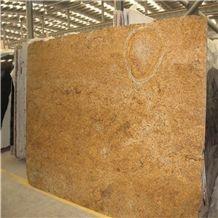 Vulcano Gold Granite Slabs & Tiles
