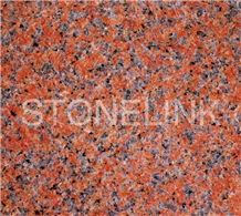 Slga-121,Xinjiang Red,Red Granite,Slab,Tile,Flooring,Wall Cladding,Skirting