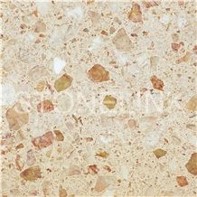 Slqu-003,Artificial Quartz Stone Slabs & Tiles,Engineered Quartz,Beige Quarz Stone Slab