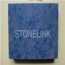 Slqu-021,Artificial Quartz Stone Slabs & Tiles,Engineered Quartz,Bahia Blue Quartz Stone Tile,Slab