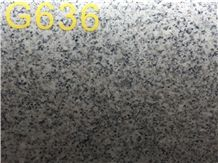 Hebei G636 Granite Tiles/Slabs