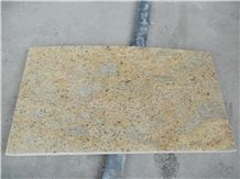 Kashimir Gold Granite Slabs & Tiles, Wall & Floor Covering, Skirting, Cashmir Gold,China Yellow Granite