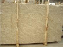 New Diwang Beige Slabs, Diwang Beige Marble Slabs, Diwang Beige Marble, Shell Beige Marble Tiles