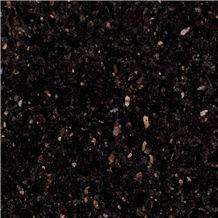 Black Granite Black Galaxy Granite
