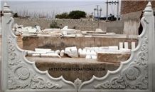 Marble Stone Carving Building Ornaments