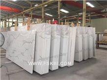 Calacalla Quartz Stone Slab, Tile,Engineered Stone