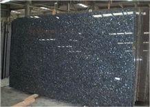 Blue Pearl-Scale Granite Tile & Slab