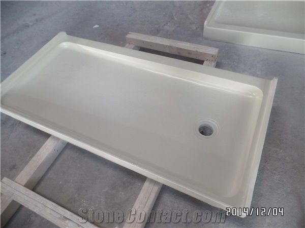 Cultured Marble Shower Tray Cultured Marble Shower Pan