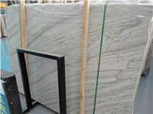 Earl Grey Marble/Count Grey Marble Slabs, China Polished Grey Marble
