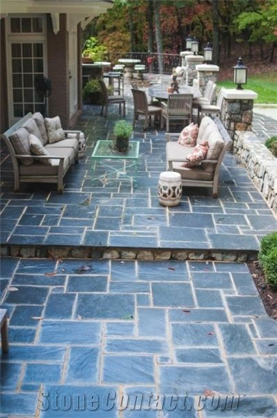 Stoned Patio Pavers From United States Stonecontact Com