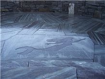 Heritage Valley Granite Pavement, Grey Granite Cube Stone & Pavers United States