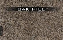 Oak Hill Granite Tiles & Slabs, Brown Granite Tiles & Slabs United States