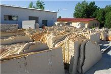 Zerkowice Sandstone Sawn Cut Slabs, Tiles
