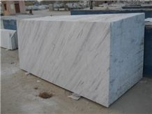 Jhanjhar White Marble Blocks India