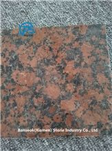 Carmen Red Granite Slabs & Tiles , Red Granite Tile, Finland Red Granite