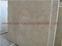 Natural Color Sahara Beige Marble Tiles & Slabs