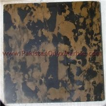 Natural Stone King Gold Marble Tiles