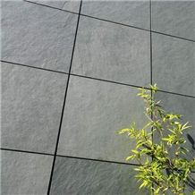 Ocean Grey Slate Natural Cleft, Calibrated Wall and Floor Covering