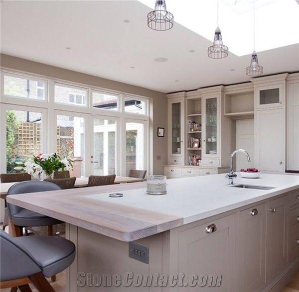 Dekton Kitchen Solid Surface Kitchen Island Countertop