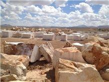 Egeus Travertine Blocks
