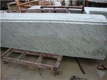Royal Emerald Green Granite Countertop, White Granite Kitchen Countertops