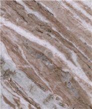 Fantasy Brown Marble Slabs & Tiles, India Brown Marble, Purple Fantasy Slab