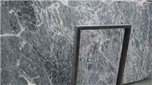High Quality Grey Saint Laurent Marble Slabs, Grey Marble Slabs and Tiles